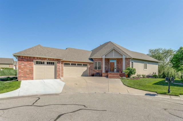2009 N Paddock Green Ct, Wichita, KS 67206 (MLS #551084) :: Better Homes and Gardens Real Estate Alliance