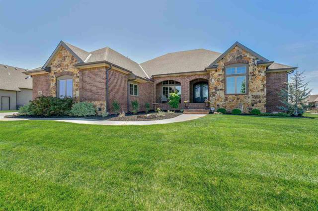 2605 N Bayside Ct, Wichita, KS 67205 (MLS #551090) :: Select Homes - Team Real Estate