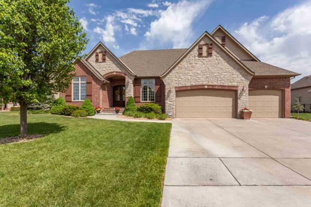 1106 E Rosemont Pl, Andover, KS 67002 (MLS #551098) :: Select Homes - Team Real Estate
