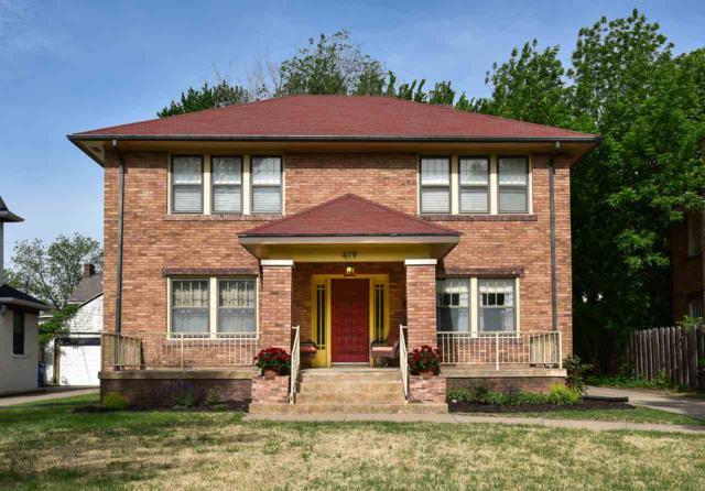 419 N Terrace Dr, Wichita, KS 67208 (MLS #551105) :: Wichita Real Estate Connection