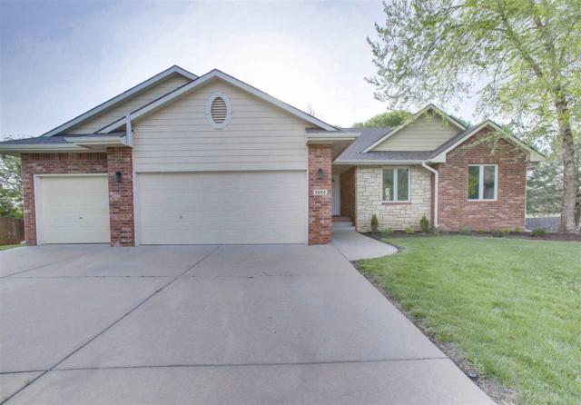 3050 N Wild Rose Ct., Wichita, KS 67205 (MLS #551109) :: Select Homes - Team Real Estate