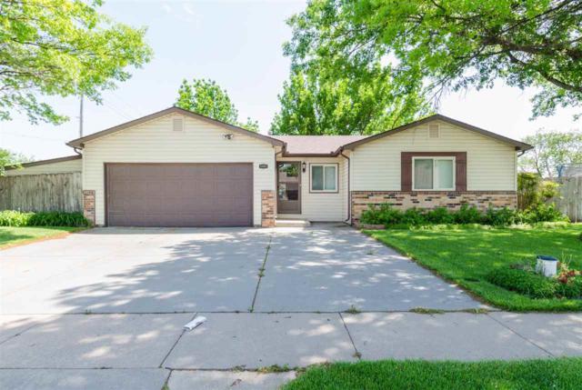 10807 W Jewell St, Wichita, KS 67209 (MLS #551116) :: Better Homes and Gardens Real Estate Alliance