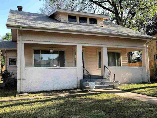 311 E Central Ave, Arkansas City, KS 67005 (MLS #551125) :: Wichita Real Estate Connection