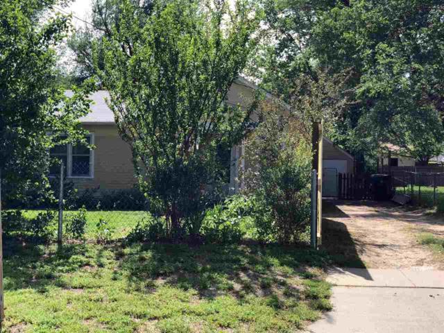 1017 N Clara St, Wichita, KS 67212 (MLS #551131) :: On The Move