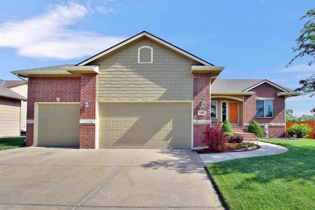 3209 S Blue Lake Ct, Wichita, KS 67215 (MLS #551143) :: Select Homes - Team Real Estate