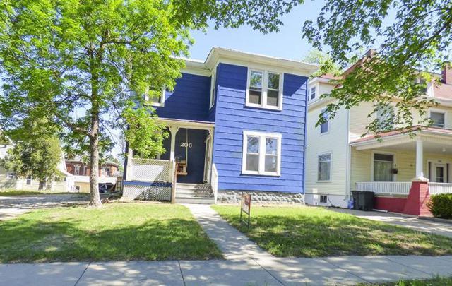 206 E 8TH ST, Newton, KS 67114 (MLS #551163) :: Select Homes - Team Real Estate