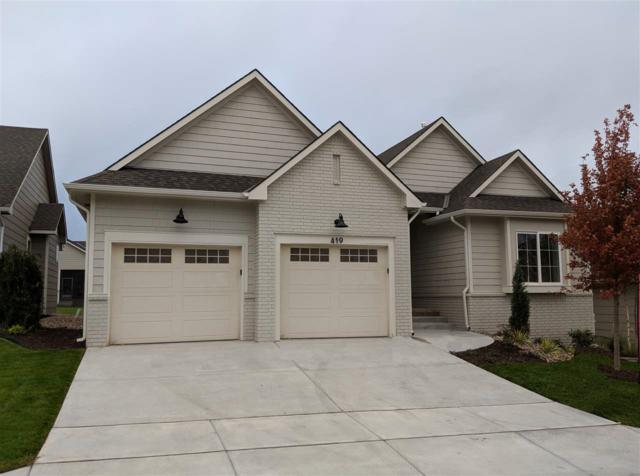 419 Frontgate, Wichita, KS 67206 (MLS #551186) :: Select Homes - Team Real Estate