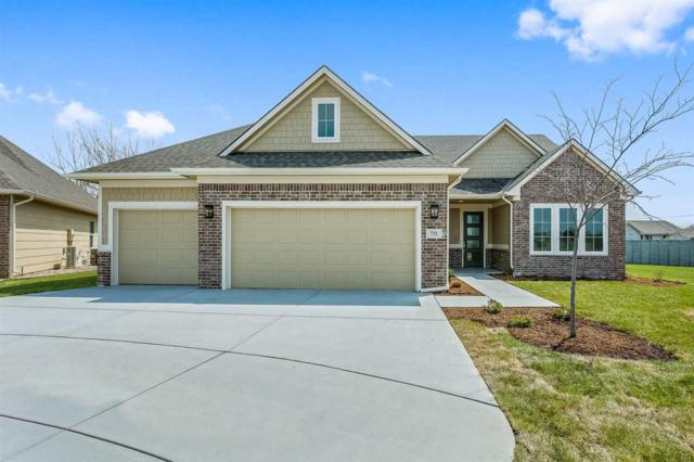732 N Thornton Ct Model For Sale, Wichita, KS 67235 (MLS #551222) :: On The Move