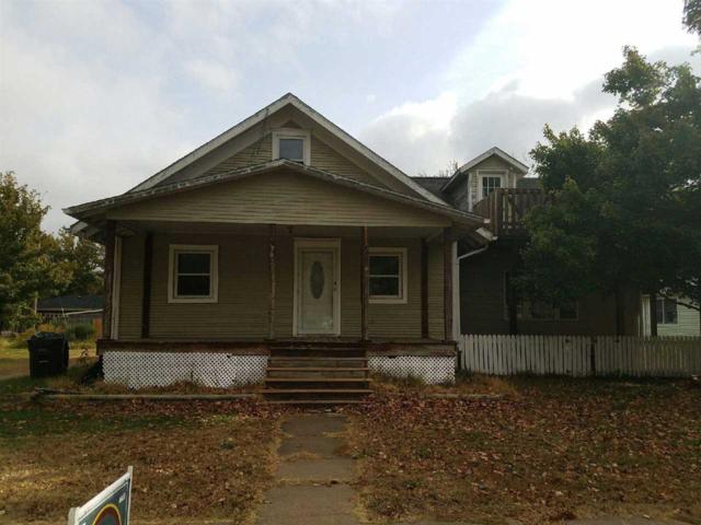 307 N 2nd St, Canton, KS 67428 (MLS #551232) :: Pinnacle Realty Group