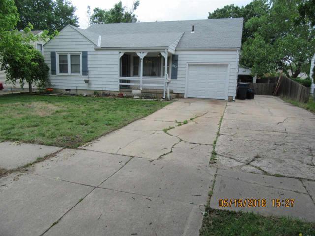 673 S Lexington Rd, Wichita, KS 67218 (MLS #551258) :: Select Homes - Team Real Estate