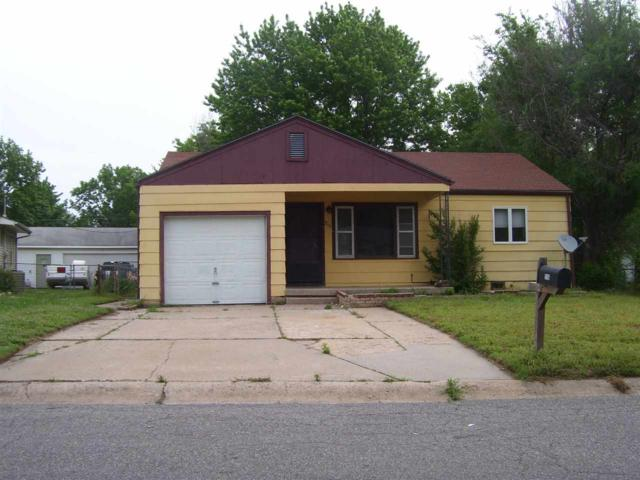 216 E Spencer Dr, Haysville, KS 67060 (MLS #551313) :: Select Homes - Team Real Estate