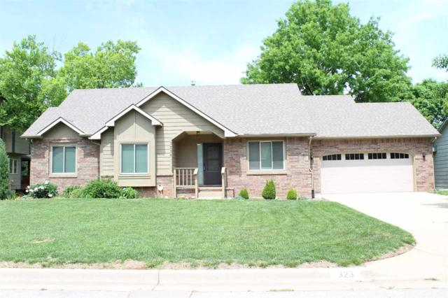 323 N Cyrilla St, Wichita, KS 67235 (MLS #551314) :: Better Homes and Gardens Real Estate Alliance