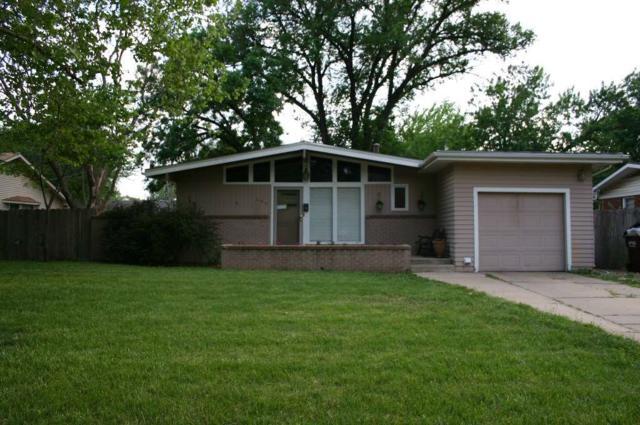 907 N Denmark Ave, Wichita, KS 67212 (MLS #551345) :: On The Move