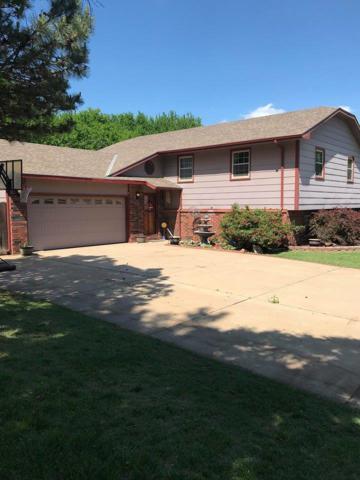 1718 E Cresthill Rd, Derby, KS 67037 (MLS #551350) :: Select Homes - Team Real Estate