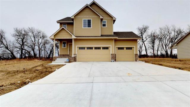 2130 Cranbrook, Wichita, KS 67207 (MLS #551354) :: On The Move
