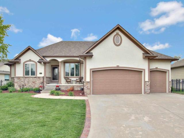 1672 E Tiara Pines St, Derby, KS 67037 (MLS #551366) :: Select Homes - Team Real Estate