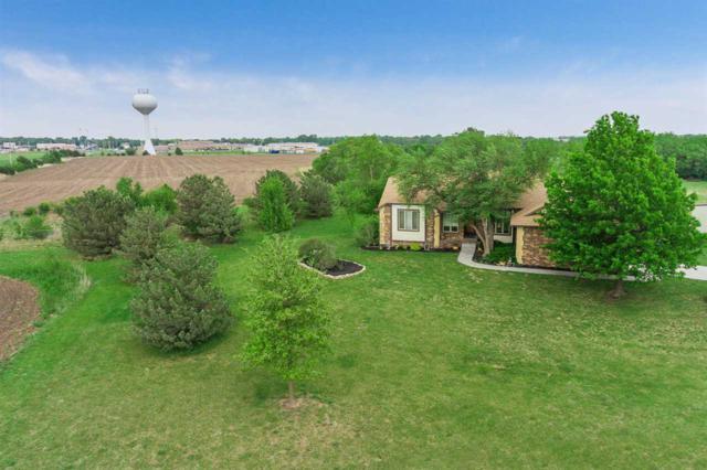 15710 SW 190th St, Rose Hill, KS 67133 (MLS #551395) :: Select Homes - Team Real Estate