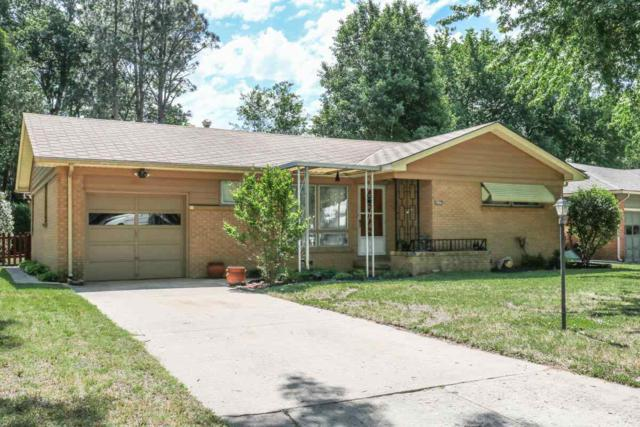 702 N Charles, Mulvane, KS 67110 (MLS #551405) :: Select Homes - Team Real Estate