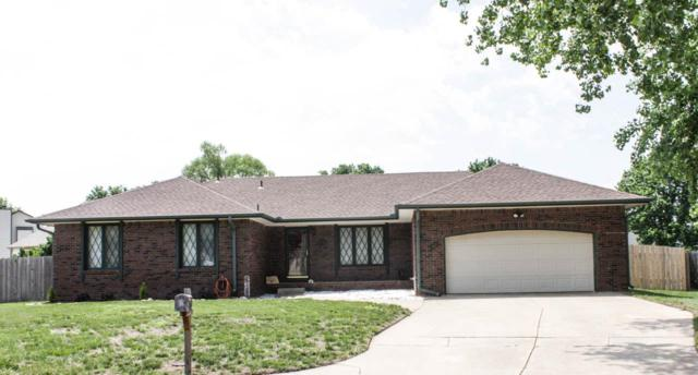2538 S Yellowstone Cir, Wichita, KS 67215 (MLS #551450) :: Select Homes - Team Real Estate