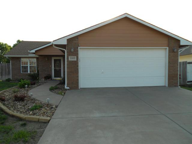 1805 S Smithmooor, Wichita, KS 67207 (MLS #551452) :: Select Homes - Team Real Estate