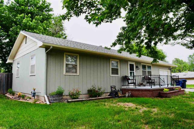 1408 E 10th St, Newton, KS 67114 (MLS #551475) :: Select Homes - Team Real Estate