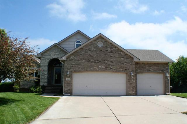 612 Stone Gate Cir, Augusta, KS 67010 (MLS #551492) :: Select Homes - Team Real Estate
