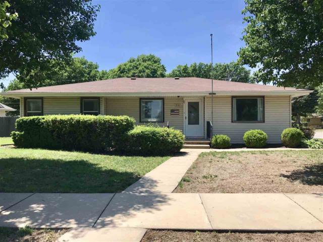 731 N Main St, Garden Plain, KS 67050 (MLS #551500) :: Select Homes - Team Real Estate