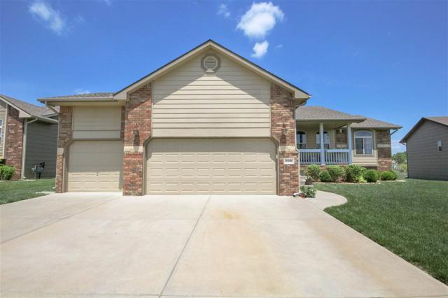 2700 E Mason Ridge Dr, Derby, KS 67037 (MLS #551503) :: Select Homes - Team Real Estate