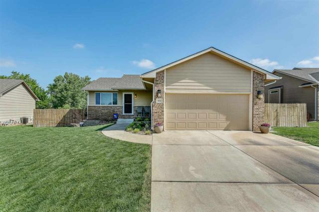 931 E Splitwood Way St, Derby, KS 67037 (MLS #551515) :: Select Homes - Team Real Estate