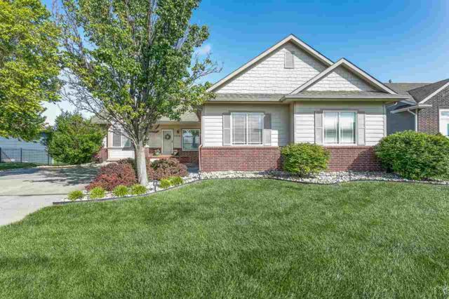 2909 N Rough Creek Rd, Derby, KS 67037 (MLS #551518) :: Select Homes - Team Real Estate