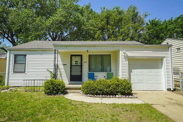 627 S Pinecrest St, Wichita, KS 67218 (MLS #551526) :: Select Homes - Team Real Estate