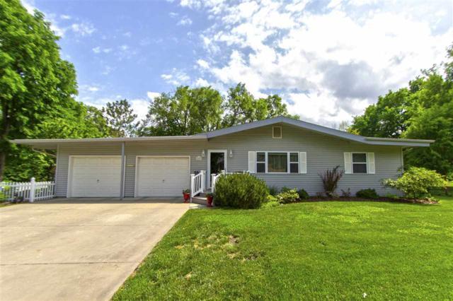 607 SE 5th St, Newton, KS 67114 (MLS #551534) :: Select Homes - Team Real Estate