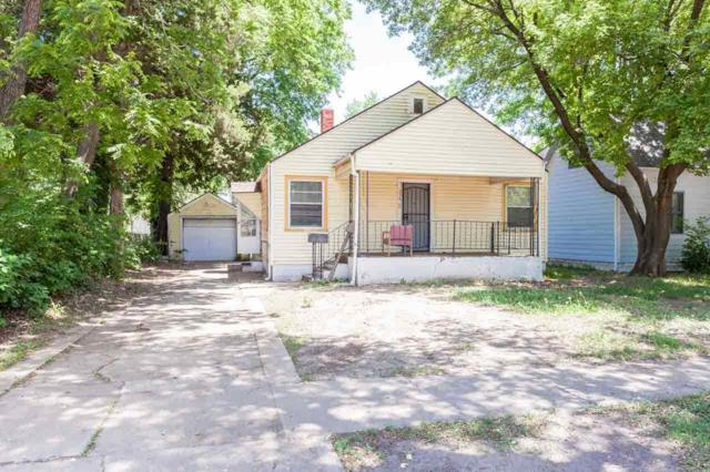 1318 S Ellis St, Wichita, KS 67211 (MLS #551570) :: On The Move