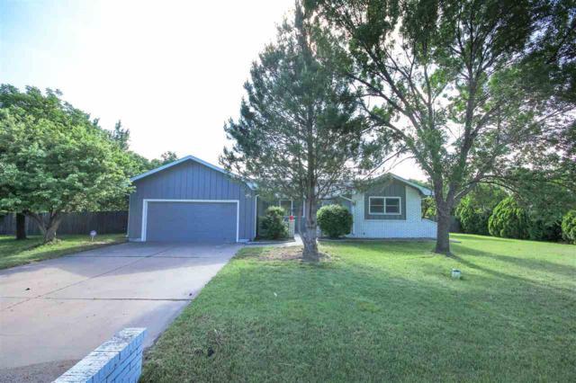 438 S Fairhaven Rd, Wichita, KS 67209 (MLS #551610) :: Better Homes and Gardens Real Estate Alliance