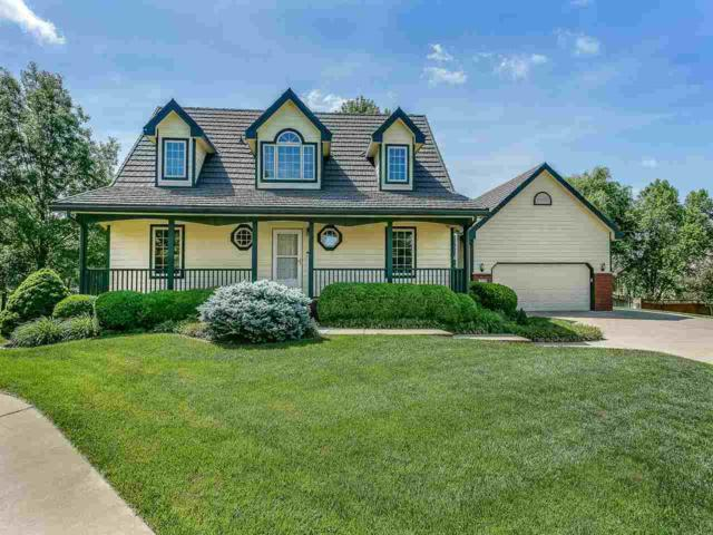1445 E Hidden Ridge Ct, Derby, KS 67037 (MLS #551622) :: Better Homes and Gardens Real Estate Alliance