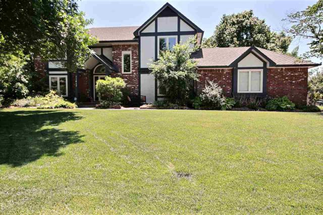 11417 W Ponderosa St, Wichita, KS 67212 (MLS #551625) :: On The Move