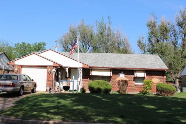 2220 S Bonn Ave, Wichita, KS 67213 (MLS #551664) :: Select Homes - Team Real Estate