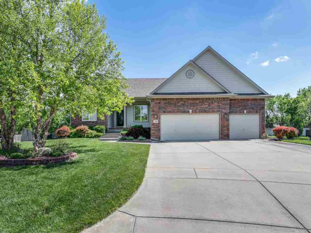 700 N Lakecrest Ct, Andover, KS 67002 (MLS #551680) :: Select Homes - Team Real Estate