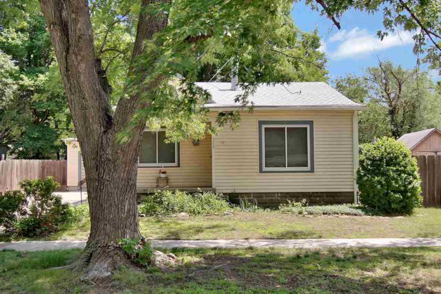 310 Allison St, Newton, KS 67114 (MLS #551694) :: Select Homes - Team Real Estate