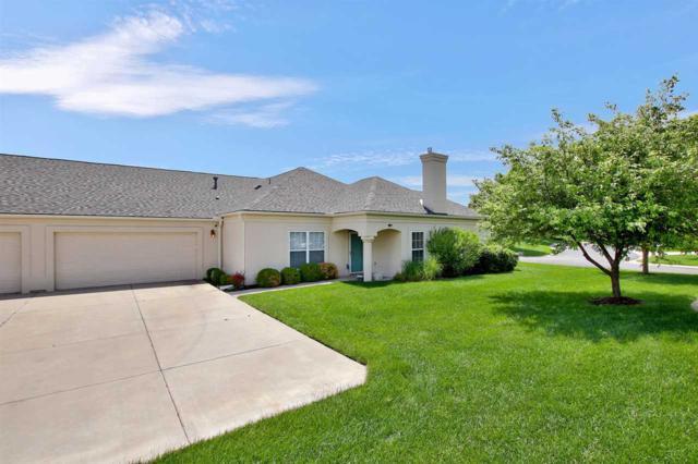 9400 E Wilson Estates Pkwy Unit 101, Wichita, KS 67206 (MLS #551696) :: Better Homes and Gardens Real Estate Alliance