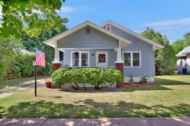 711 E 5th St, Newton, KS 67114 (MLS #551718) :: Select Homes - Team Real Estate