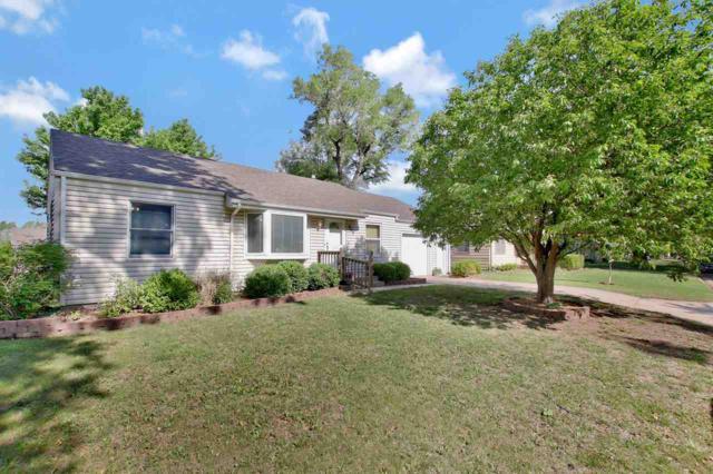 809 Westridge Dr, Newton, KS 67114 (MLS #551719) :: Select Homes - Team Real Estate