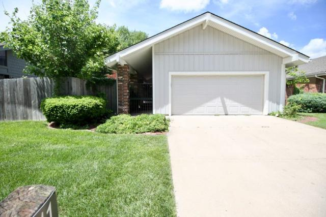 7700 E 13th St N Unit 41, Wichita, KS 67206 (MLS #551731) :: Select Homes - Team Real Estate
