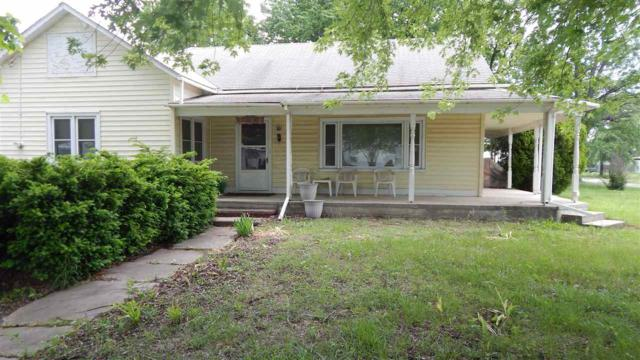802 E Jefferson, Howard, KS 67349 (MLS #551816) :: On The Move