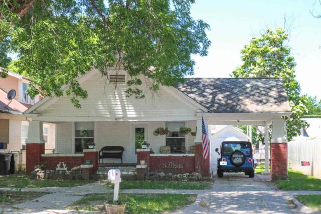827 S A Street, Arkansas City, KS 67005 (MLS #551834) :: Select Homes - Team Real Estate