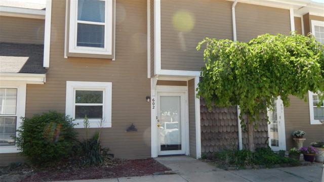 6725 W Shade Unit 602, Wichita, KS 67212 (MLS #551846) :: Wichita Real Estate Connection