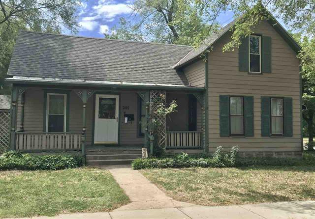 301 E 8th St, Newton, KS 67114 (MLS #551855) :: Select Homes - Team Real Estate