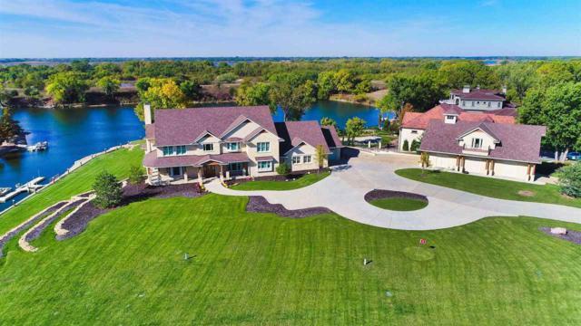 3511 W Crystal Beach Cir, Wichita, KS 67204 (MLS #551866) :: Lange Real Estate
