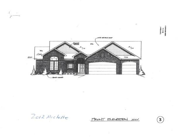 2012 S Michelle St, Wichita, KS 67207 (MLS #551889) :: Select Homes - Team Real Estate