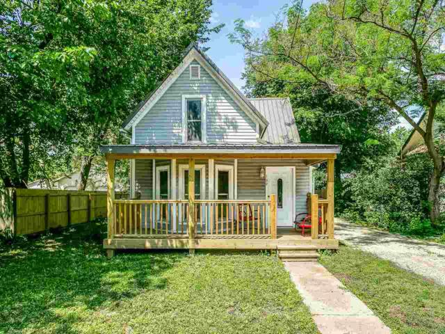 109 N Commercial Ave, Sedgwick, KS 67135 (MLS #551920) :: On The Move